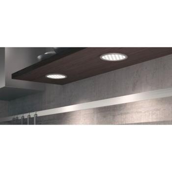 Lampada da applicare LED3002 24V/4,4W 3200K Alluminio Argento