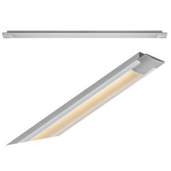 Lampada sottopensile da incasso LOOX LED3020 24V/19,0W 4000K Lunghezza 513 mm Argento