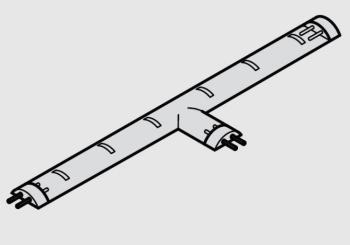 Connettore a T | LED 3017 - strip LED flessibile multi-white