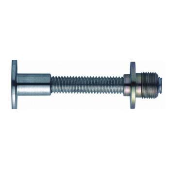 Sistema di fissaggio n. 8 per maniglione singolo Hoppe BS-814/B Misura 77-87 mm