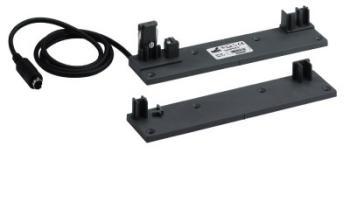 Hettich kit installazioneper il fissaggio dei profili di montaggio sul pannello superiore e inferiore del mobile