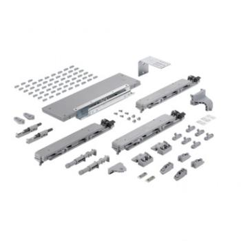 Kit ammortizzatori Silent System 3 ante Sistema per ante scorrevoli TopLine XL
