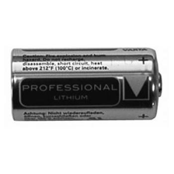 Batteria al litio mod.CR 123A – 3V