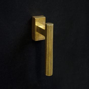 Maniglia per finestra DK artigianale serie Otta design Le Fabric