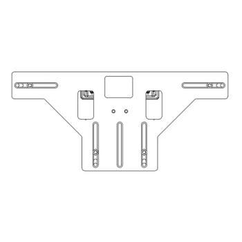 Dima supporto forbice a fresare 18mm fresa 16/anello 27 autobloccante Legno