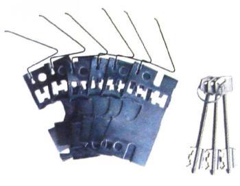 Gorges CR con dispositivo dm plusPLUS per serrature serie: 2000 - 2200 - 2300 - 2201  2205 - 2600 - 2605
