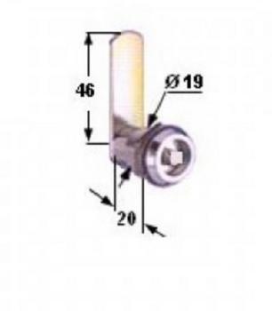 Cilindro box quadro 7