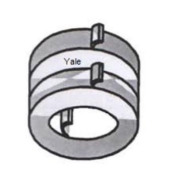 Yale Molla di ricambio serie 797 - forza 4