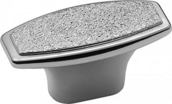 Pomolo 45mm Moonlight Silver 100%  Argento