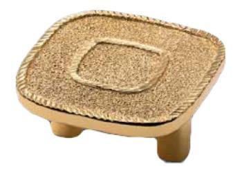 Pomolo Interasse 32mm Imperial Gold 24Kt
