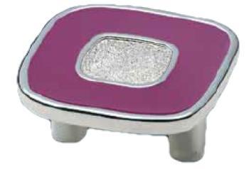 Pomolo 32mm Moonlight silver 100%  Argento