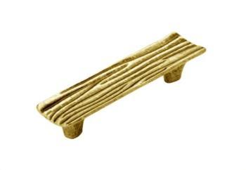 Maniglia per mobile  Interasse 96mm Bagno oro