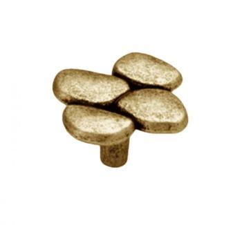 Pomolo per mobile   49mm Oro valenza