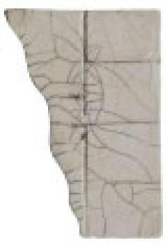 maniglia interasse 128 mm craquele