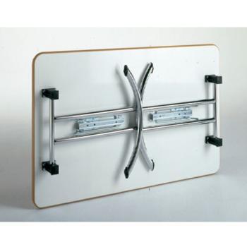 Set Gambe pieghevoli per tavolo altezza 710 mm