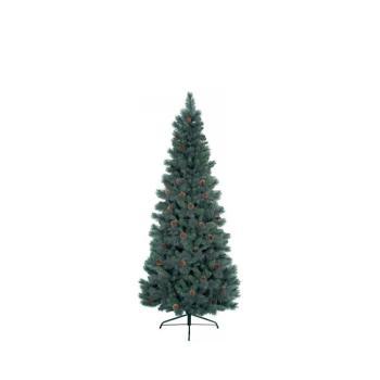 Albero di Natale Pino Norwich 150 cm Blu