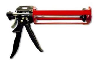 Soudal pistola per tassello chimico da ml 400