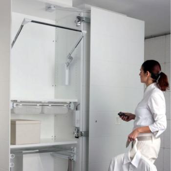 Servetto Elettrico Serie 3 Portata 15 Kg Bianco