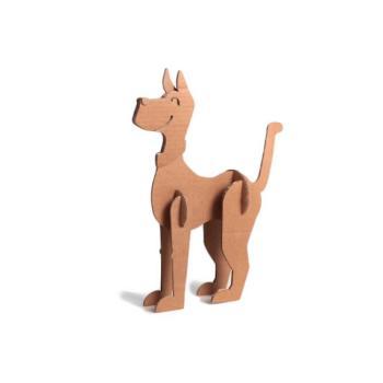 Animali di cartone Il Cane 39 x 25 x 7 cm