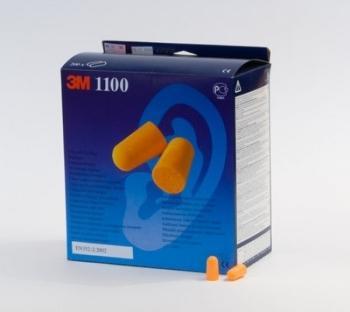 Tappi auricolari antinfortunistici monouso 3M 1100