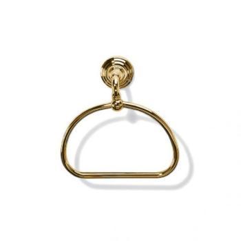 Porta salviette ad anello da parete Bagno Valli Arredobagno serie Medea A 6045 Orozecchino