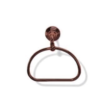 Porta salviette ad anello da parete Bagno Valli Arredobagno serie Medea A 6045 Anticato