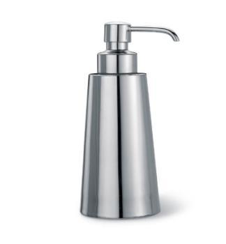 Porta sapone liquido da appoggio Valli Arredobagno serie Ognigiorno B 6814 Cromo