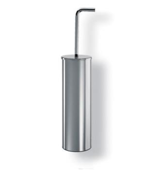 Porta scopino per bagno a terra Valli Arredobagno serie Filoforte H 6353 Cromo
