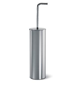 Porta scopino per bagno a parete Valli Arredobagno serie Filoforte H 6354 Cromo