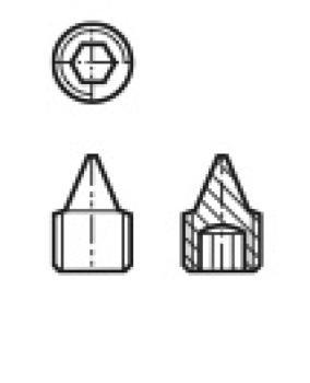 Valli & Valli  serie accessori grano fissaggio pomolo
