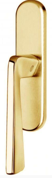 Valli & Valli serie H 1039 Fedra maniglia per finestra cremonese Oro