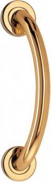 Valli & Valli  serie K1188 mm 210 maniglione finitura Zirtanio Oro Lucido