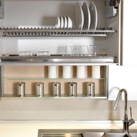 Scolapiatti inox per pensili categoria ferramenta per cucina tuttoferramenta - Ferramenta mobili ikea ...