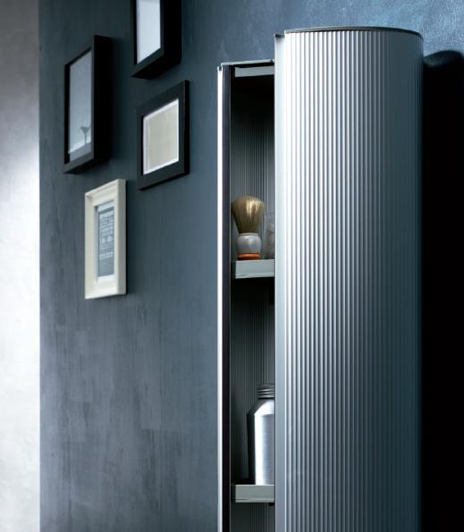 Accessori vari per bagno alluminio 1680 mm valli arredobagno serie poppy l6151 - Valli arredobagno ...