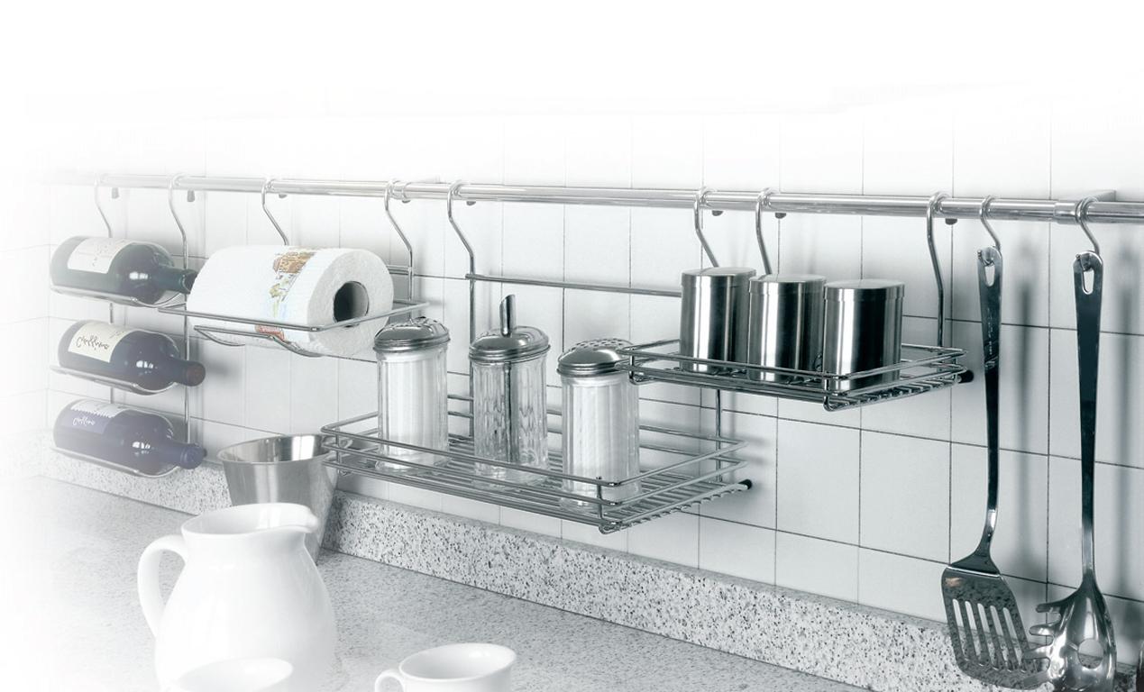 Tubo per accessori cucina ferramenta per mobile for Oggetti decorativi per cucina