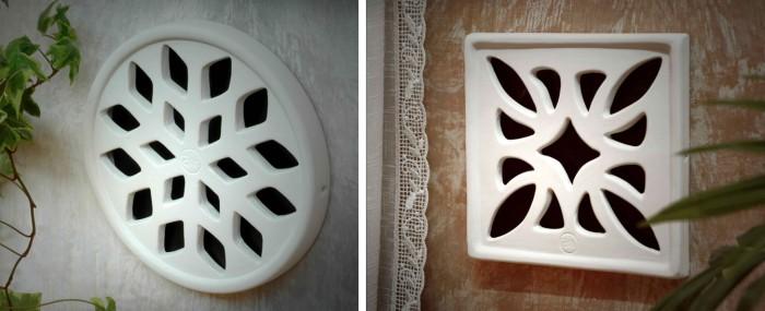 Airdecor griglia aerazione design gres porcellanato - Griglie di aerazione design ...