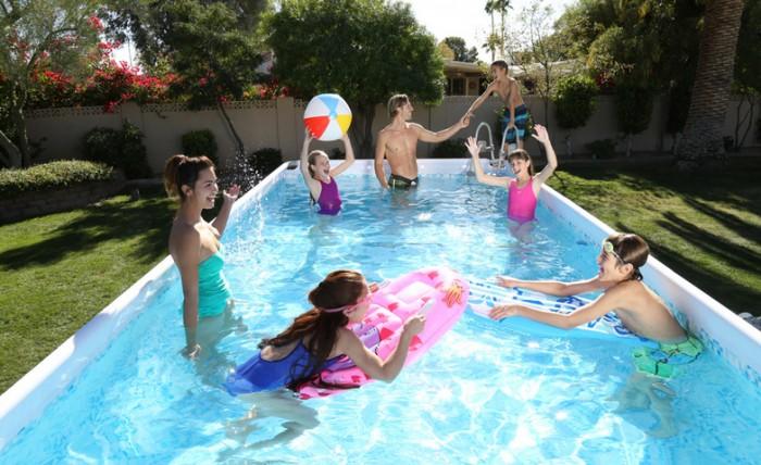 Piscine fuori terra piscine gonfiabili bestway tuttoferramenta - Piscine subito it ...