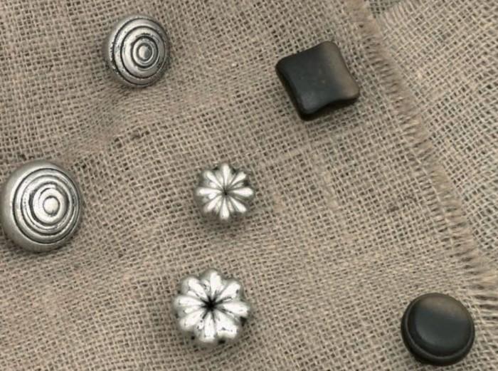 Pomelli design good nicola spring pomelli in ceramica per design a forma di cuore colore bianco - Pomelli per mobili shabby ...