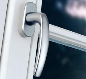 Maniglie di design per porte e finestre serie HOPPE modello ATLANTA ...