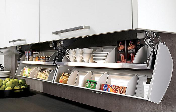 Pensili cucina estraibile sottopensile accessori cucina for Accessori pensili cucina