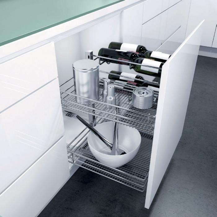 Frontale estraibile per mobile cucina - Ferramenta per mobile ...