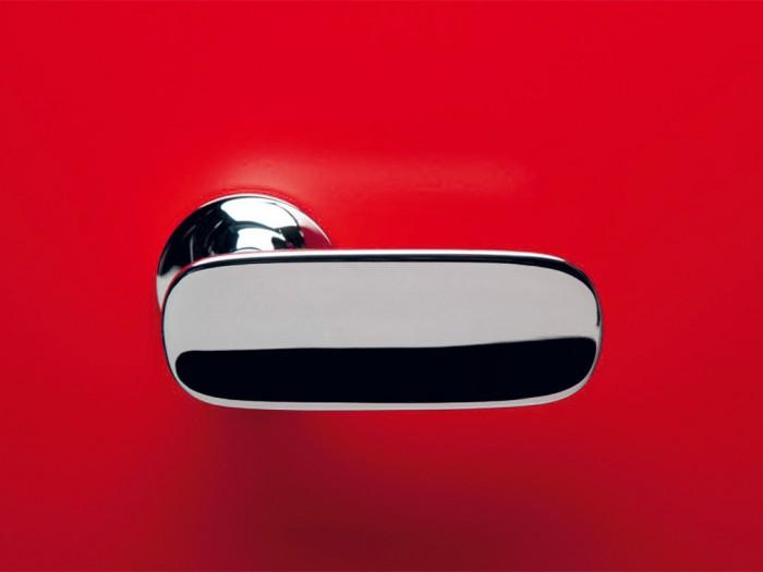Maniglie per porte e finestre olivari serie conca bassa - Maniglie per porte e finestre ...