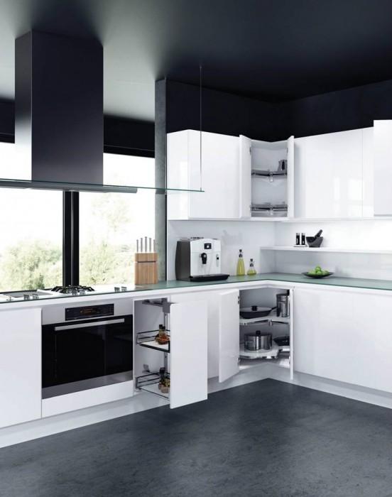 Frontale estraibile per mobile cucina ferramenta per mobile baseliner h fele tuttoferramenta - Ferramenta mobili cucina ...