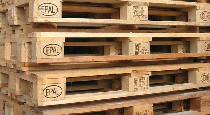 Pallet EPAL - Bancali online - Pallets in legno per Fai da te