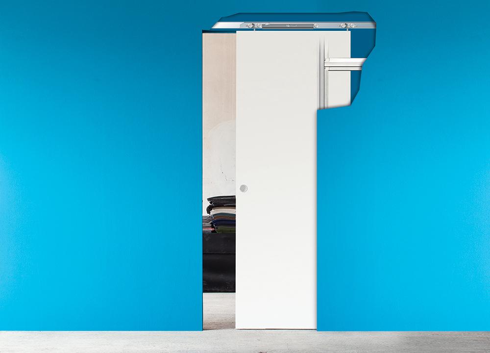 accessori per porte a scomparsa o battente eclisse. Black Bedroom Furniture Sets. Home Design Ideas