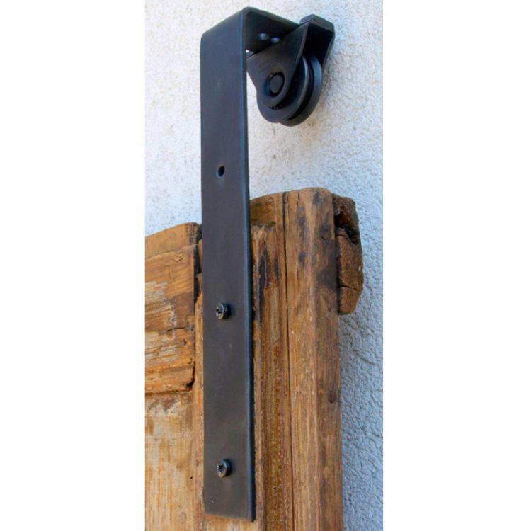 Accessori per binario scorrevole industrial kit binario - Ferramenta porta scorrevole ...