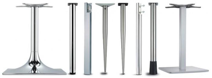 Casa immobiliare accessori gambe per scrivania - Gambe per tavoli ikea ...