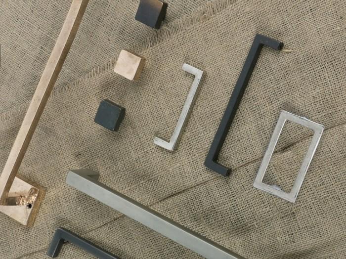 Quadra giara art design maniglie e pomoli per mobili - Maniglie e pomelli per mobili ...