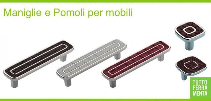 Mobili moderni con swarovski maniglie per mobili moderni - Mobilificio treci ...