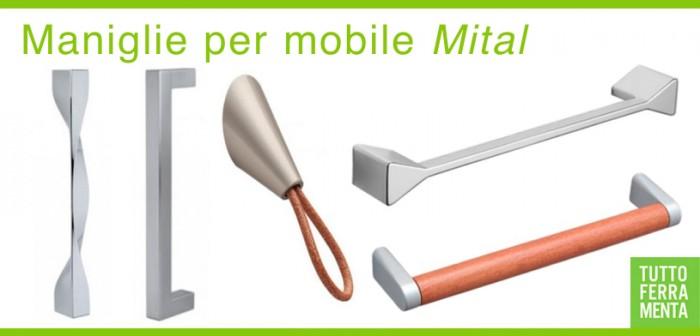 Maniglie per mobili mital ferramenta pezzi di ricambio - Maniglie quadrate per mobili ...